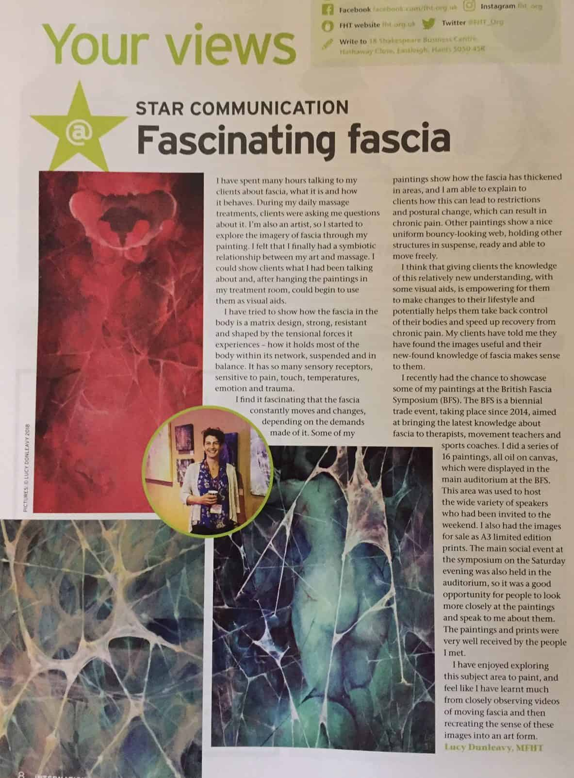 FHT fascia paintings article