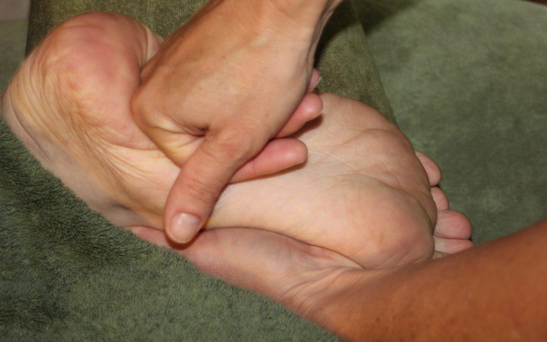 Deep tissue massage benefits Lucy Dunleavy